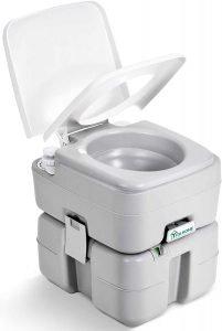 YITAHOME Portable Toilet 5.3 Gallon